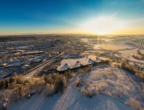 Vestby Vinter fra Randem
