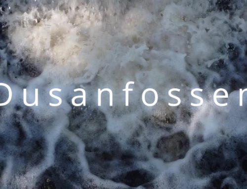 Dusanfossen video